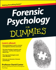 Forensic Psychology For Dummies PDF Download