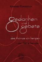 Gerhard Tersteegen - Gedanken und Gebete des Thomas von Kempen artwork