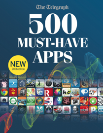 500 Must Have Apps 2013 Edition book