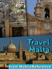 Malta Illustrated Travel Guide, Phrasebook and Maps: Includes Island of Malta, Valletta, Gozo Island & more