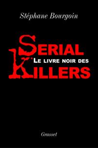 Le livre noir des serial killers La couverture du livre martien