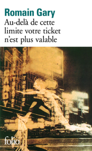 Au-delà de cette limite votre ticket n'est plus valable Couverture de livre