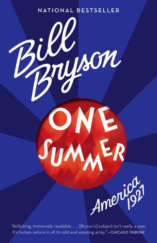 Bill Bryson - One Summer