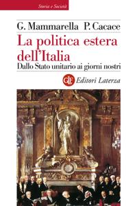 La politica estera dell'Italia Copertina del libro