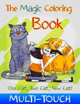 Magic Coloring Book on Apple Books