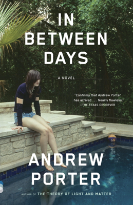 In Between Days - Andrew Porter book