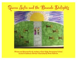 Queen Sofia and the Bonado Delights book