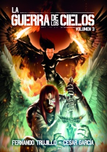 La Guerra de los Cielos. Volumen 3 Book Cover