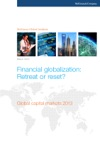 Financial Globalization Retreat Or Reset Capital Markets 2013