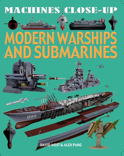 Modern Warships And Submarines By David West On Apple Books