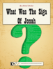Ahmed Deedat - What was the sign of Jonah artwork