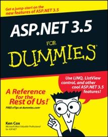 ASP.NET 3.5 For Dummies - Ken Cox
