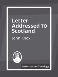 LETTER ADDRESSED TO SCOTLAND