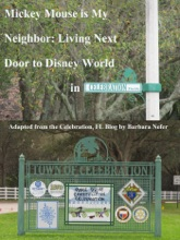 Mickey Mouse Is My Neighbor: Living Next Door To Disney World In Celebration, Florida