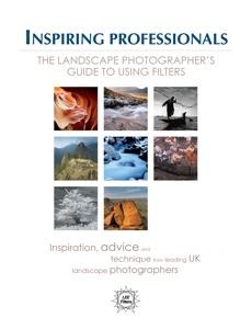Inspiring Professionals de LEE Filters Capa de livro