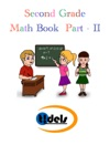 Second Grade Math Book Part - II