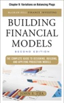 Building Financial Models Chapter 9 - Variations On Balancing Plugs