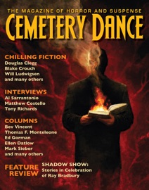 Cemetery Dance: Issue 67 PDF Download