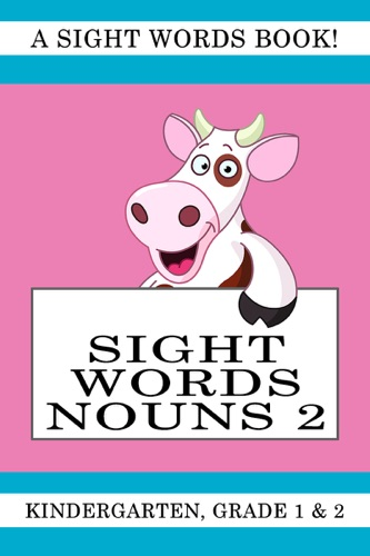 Lisa Gardner & Your Reading Steps Books - Sight Words Nouns 2