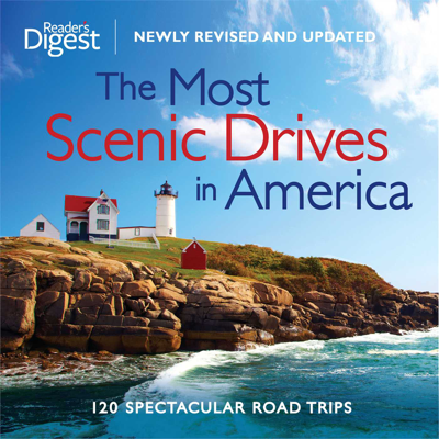 The Most Scenic Drives in America, Newly Revised and Updated(Enhanced Edition) - Editors of Reader's Digest book