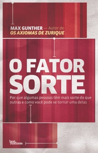 O fator sorte Book Cover