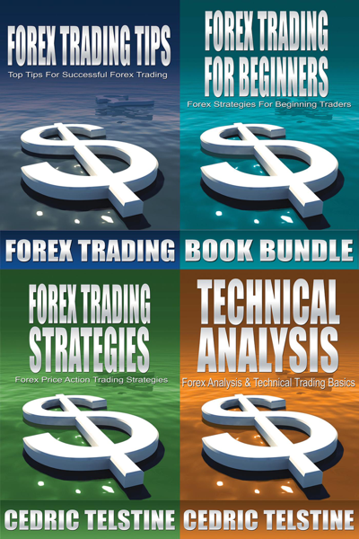 Forex Trading Book Bundle