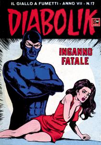 DIABOLIK (119) Libro Cover