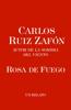 Carlos Ruiz Zafón - Rosa de Fuego ilustración