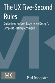 The UX Five-Second Rules - Paul Doncaster