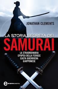 La storia segreta dei samurai Copertina del libro