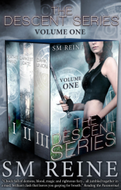 The Descent Series, Books 1-3: Death's Hand, The Darkest Gate, and Dark Union (The Descent Series, #1) book