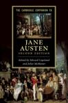 The Cambridge Companion To Jane Austen Second Edition