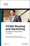 CCNA Routing And Switching Portable Command Guide 3e