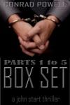 Box Set Parts 1 To 5 Of Start Detective John Aston Martin Start Thriller Series Book 1