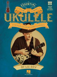 Essential Strums & Strokes for Ukulele La couverture du livre martien