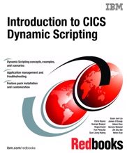 Introduction To CICS Dynamic Scripting