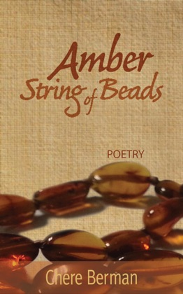 Amber String of Beads image