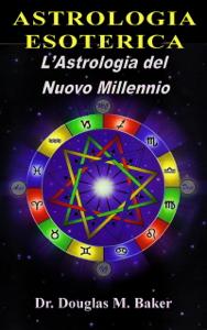 ASTROLOGIA ESOTERICA Copertina del libro