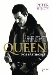 Queen nos bastidores Book Cover