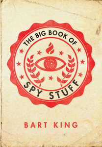 Big Book of Spy Stuff Book Cover