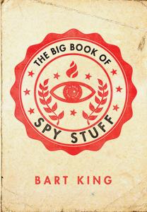 Big Book of Spy Stuff Book Cover