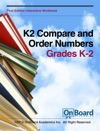 K2 Compare And Order Numbers