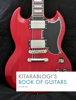 Martin Berka - Kitarablogi's Book of Guitars artwork