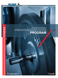RCMP Functional Strength & Conditioning Program