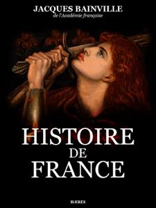 Histoire de France La couverture du livre martien