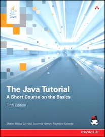 The Java Tutorial A Short Course On The Basics 5 E