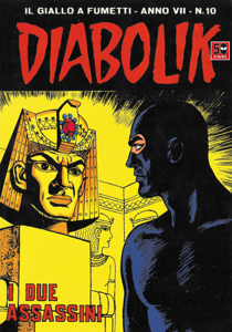 DIABOLIK (112) Libro Cover