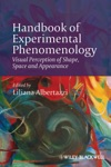 Handbook Of Experimental Phenomenology
