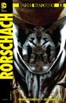 Before Watchmen Rorschach 1