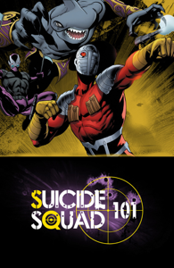 Suicide Squad 101 Booklet Book Review
